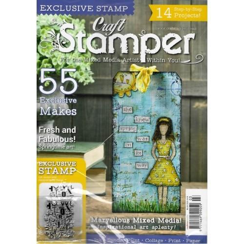 Craft Stamper - March 2020