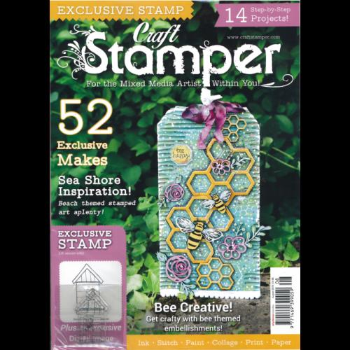 Craft Stamper - August 2019