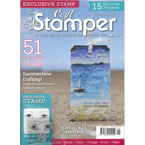 Craft Stamper - September 2019
