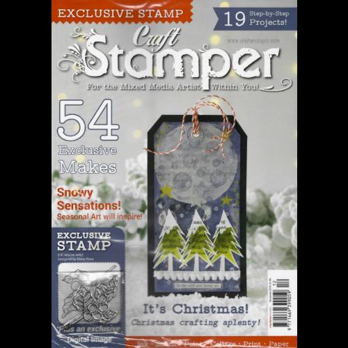 Craft Stamper - December 2019