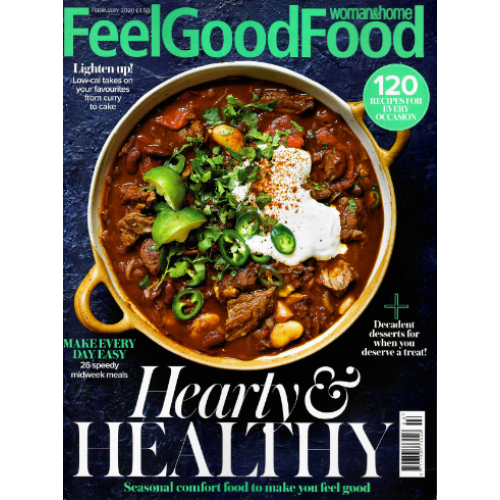 Woman And Home Feel Good Food February 2020