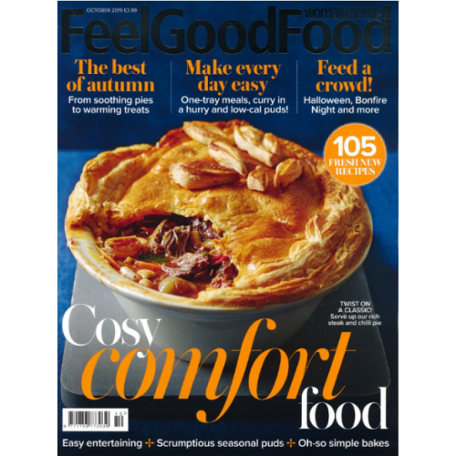 Woman And Home Feel Good Food October 2019