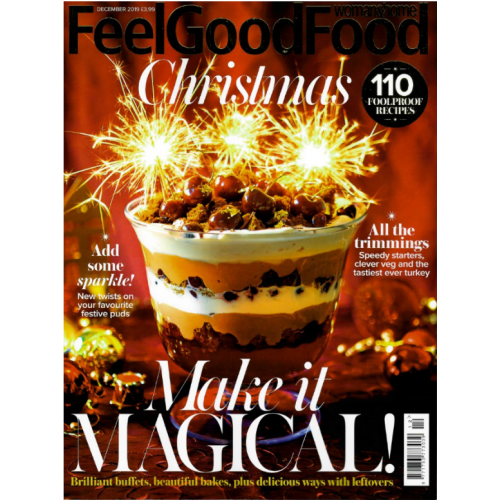 Woman And Home Feel Good Food December 2019