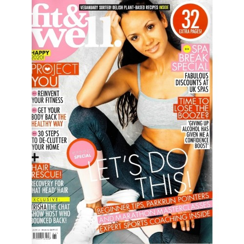 Fit & Well - January/February 2020