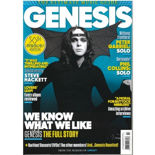 Uncut Ultimate Music Guide Issue 2 Genesis February 2019