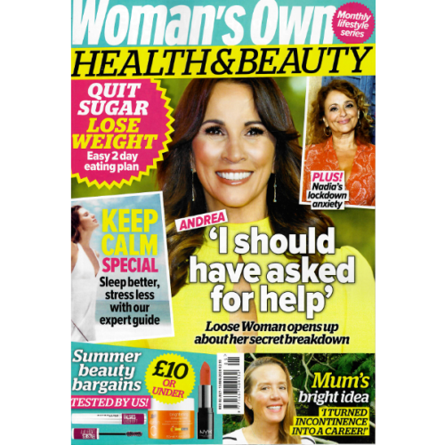 Womans Own Health & Beauty - July 2020
