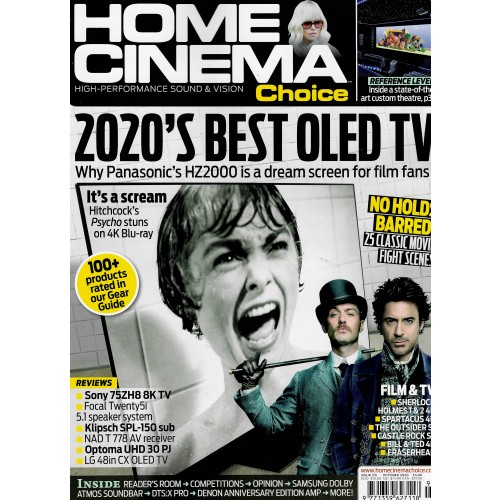 Home Cinema Choice - October 2020 (Issue 315)