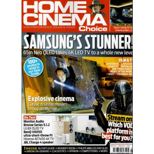Home Cinema Choice - March 2021 (Issue 319)