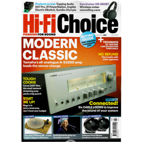 Hi-Fi Choice - July 2020 - (464)