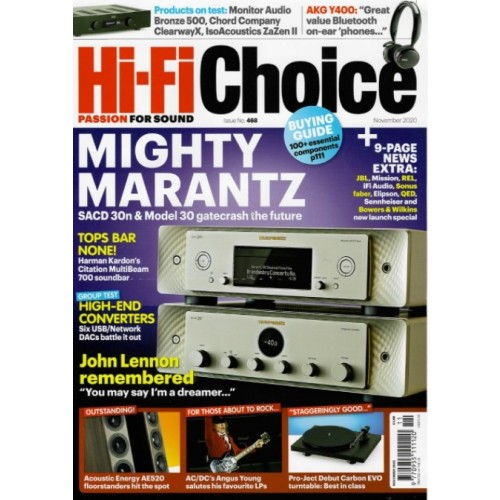 Hi-Fi Choice - November 2020 - (468)