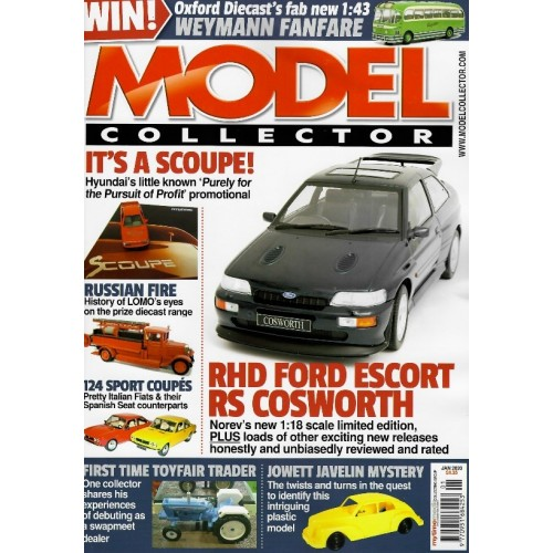 Model Collector - January 2020