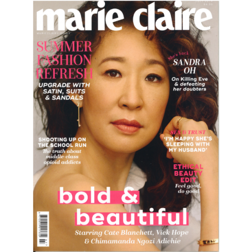 Marie Claire - July 2019