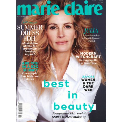 Marie Claire - August 2019