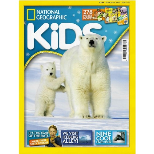 National Geographic Kids - February 2020 -173