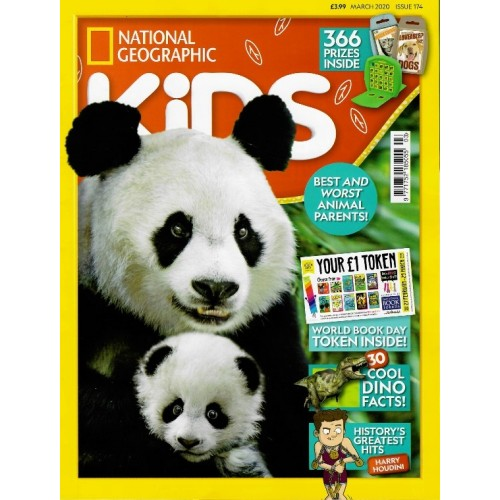 National Geographic Kids - March 2020 -174