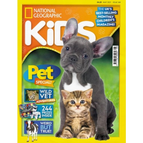 National Geographic Kids - May 2021 - 189