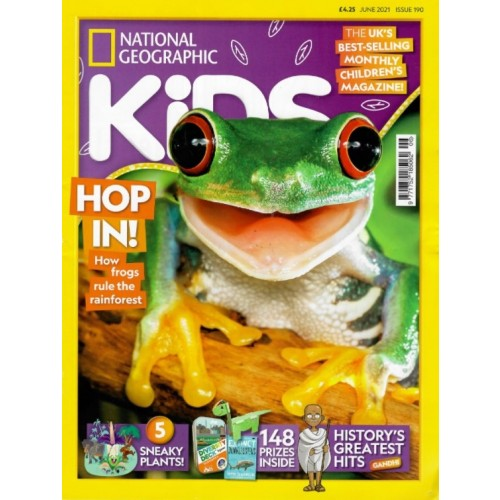National Geographic Kids - June 2021 - 190