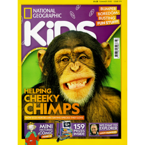 National Geographic Kids - Summer 2020 -179