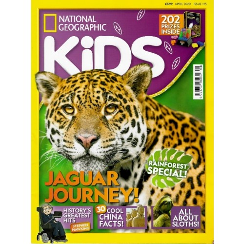 National Geographic Kids - April 2020 -175