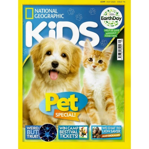 National Geographic Kids - May 2020 -176
