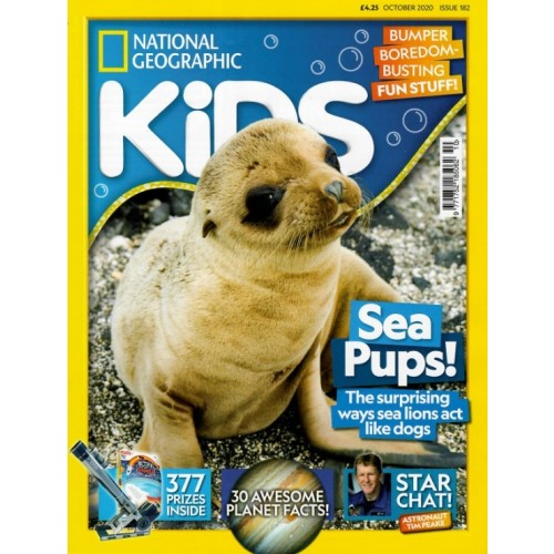 National Geographic Kids - October 2020 -182