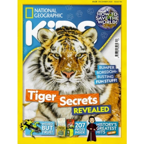 National Geographic Kids - December 2020 - 184