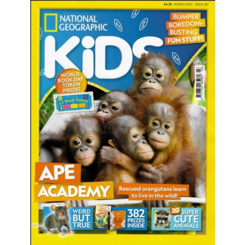 National Geographic Kids - March 2021 - 187