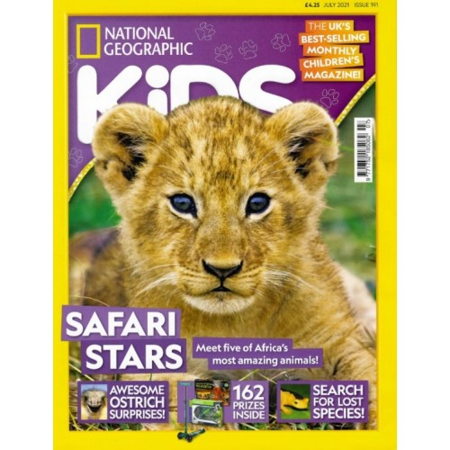 National Geographic Kids - July 2021 - 191