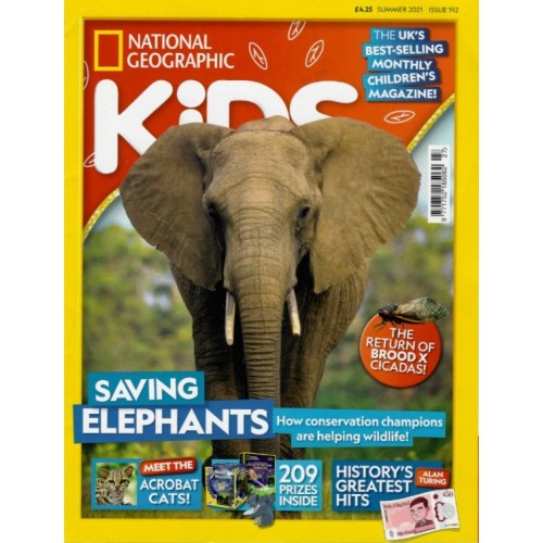 National Geographic Kids - Summer 2021 - 192