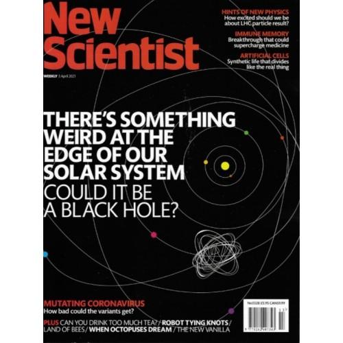New Scientist Magazine - 3rd April 2021