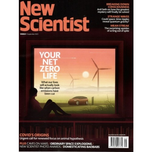 New Scientist Magazine - 4th September 2021