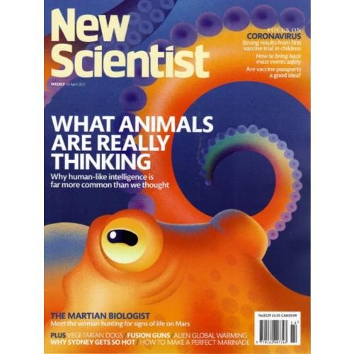 New Scientist Magazine - 10th April 2021