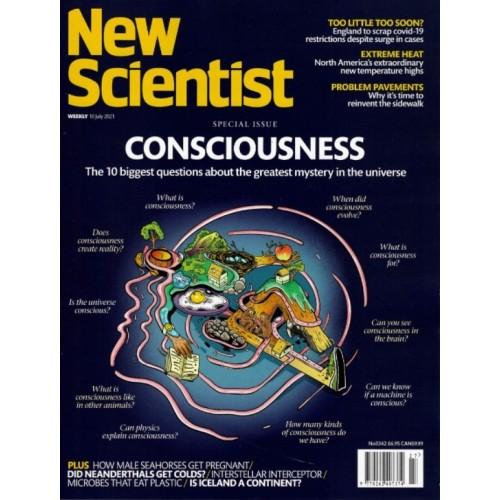 New Scientist Magazine - 10th July 2021