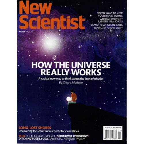 New Scientist Magazine - 17th April 2021