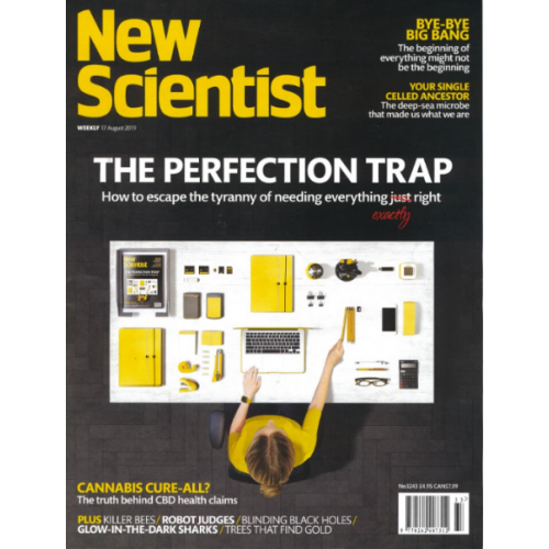 New Scientist Magazine - 17th August 2019