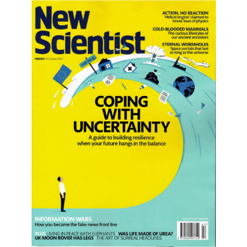 New Scientist Magazine - 19th October 2019