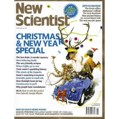 New Scientist Magazine - 21st - 28th December 2019