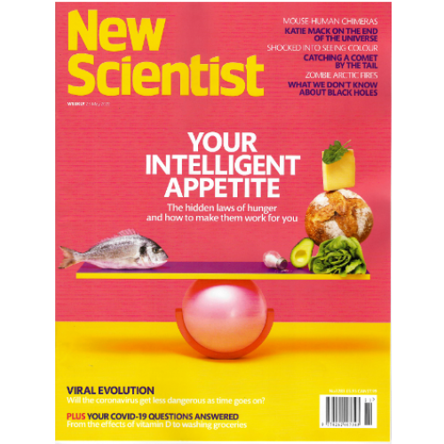 New Scientist Magazine - 23rd May 2020 3283