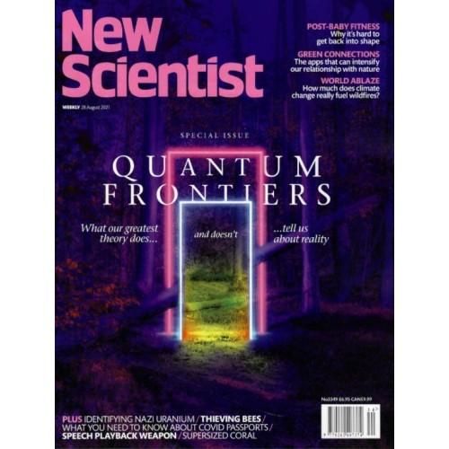 New Scientist Magazine - 28th August 2021