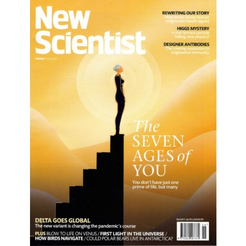 New Scientist Magazine - 3rd July 2021