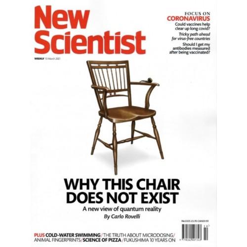 New Scientist Magazine - 13th March 2021