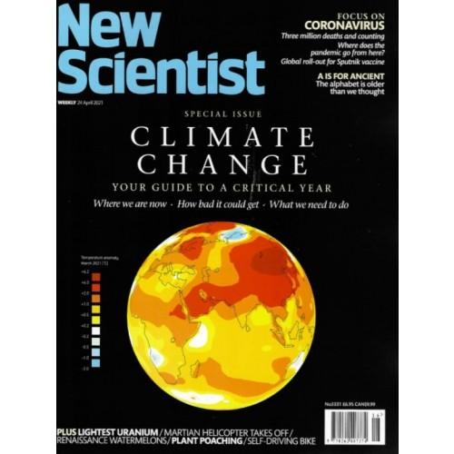 New Scientist Magazine - 24th April 2021