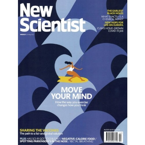 New Scientist Magazine - 22nd May 2021