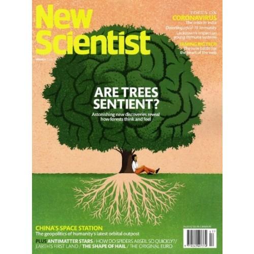New Scientist Magazine - 1st May 2021