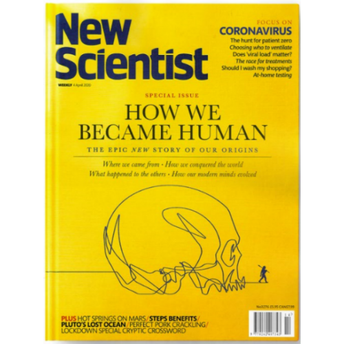 New Scientist Magazine - 4th April 2020 - 3276