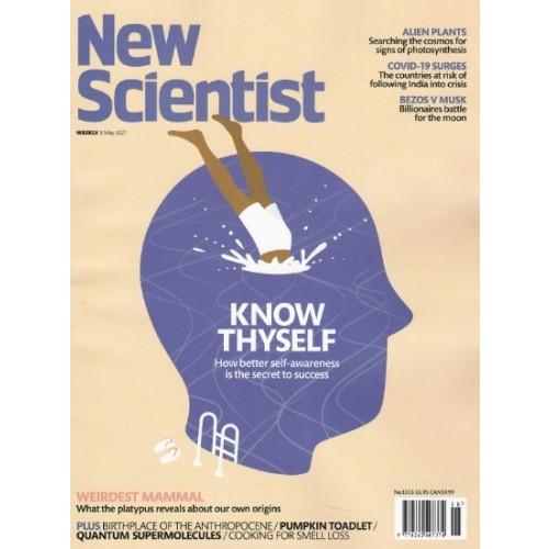 New Scientist Magazine - 8th May 2021
