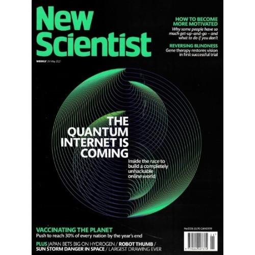 New Scientist Magazine - 29th May 2021