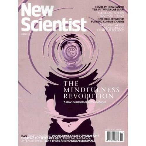 New Scientist Magazine - 5th June 2021