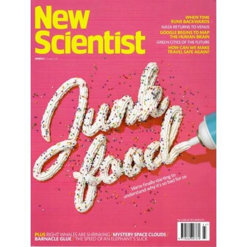New Scientist Magazine - 12th June 2021