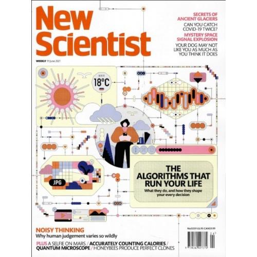New Scientist Magazine - 19th June 2021